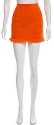 Missoni Mini Knit Skirt