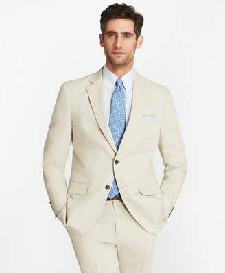 Brooks Brothers Madison Fit Cotton Stretch Suit