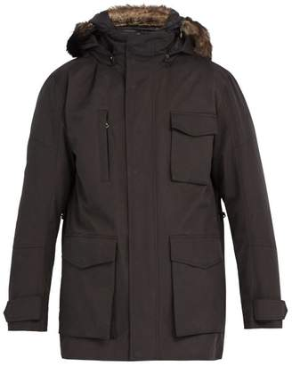 Brompton 49 Winters - The Dual Layered Utility Parka - Mens - Black