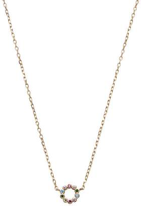 Marc by Marc Jacobs Jewelry Women's Rainbow Ring Pendant Necklace