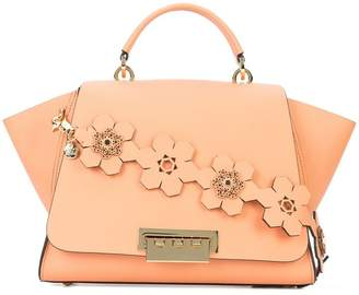 Zac Posen Eartha floral strap top handle bag