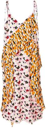 Kenzo Jackie Flowers midi dress