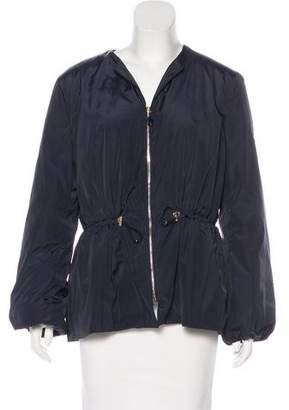 Moncler Gamme Rouge Rose Waterproof Jacket w/ Tags