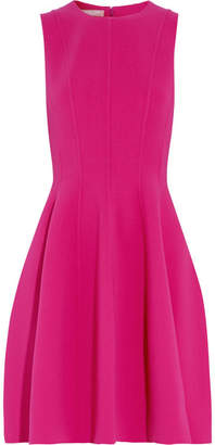 Michael Kors Wool-blend Dress - Magenta