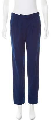 Reed Krakoff Mid-Rise Straight Leg Pants