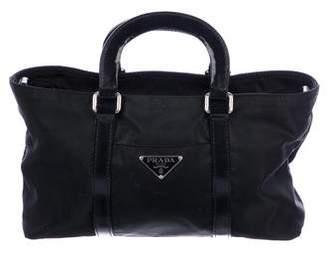 Prada Tessuto Nylon Handle Bag