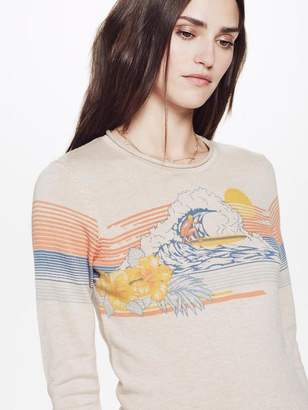 Mother Long Sleeve Itty Bitty Jumper Wipe Out