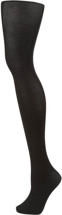 Black 80 Denier Opaque Tights