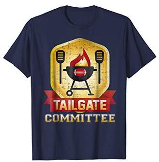 Tailgate High School College Pro Football Tailgating Tee