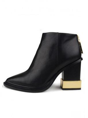 Kat Maconie Gold Tali Boot