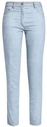 Moschino High-rise Skinny Jeans