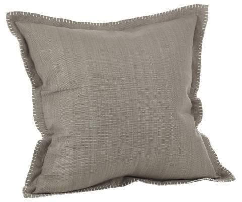 Saro Lifestyle Whip Stitched Pillow