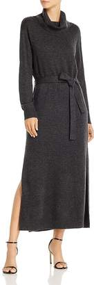 Splendid Elton Tie-Waist Sweater Dress