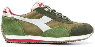 Diadora colour block sneakers