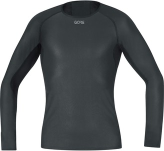 Gore Wear Windstopper Base Layer Long Sleeve Shirt - Men's