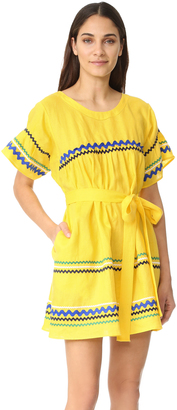 Lisa Marie Fernandez Fiesta Dress $885 thestylecure.com