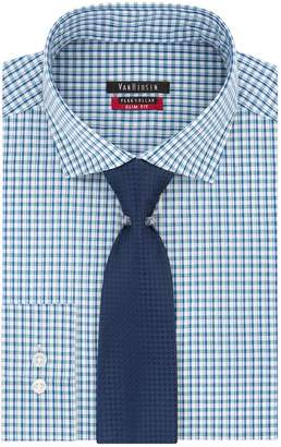Van Heusen Men's Slim-Fit Flex Collar Dress Shirt & Tie