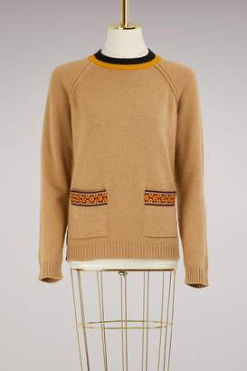 Etro Wool Cashmere Sweater