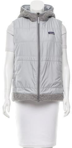 PatagoniaPatagonia Hooded Zip-Up Vest