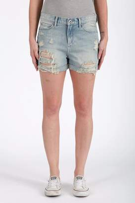 Articles of Society Distressed Denim Shorts