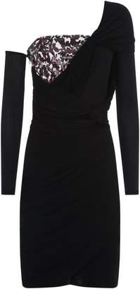 Roberto Cavalli Asymmetric Sequin Dress