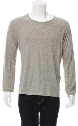 Band Of Outsiders Long Sleeve Scoop Neck T-Shirt