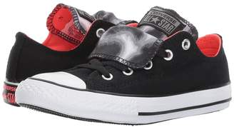 Converse Chuck Taylor All Star Double Tongue Animal Ox Girl's Shoes