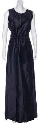 Tory Burch Sleeveless Maxi Dress w/ Tags
