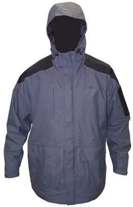 Coleman Apparel Chilko River Men's Parka Jacket, Grey, 3XL