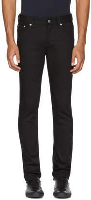 BLK DNM Black Skinny Taper 5 Jeans
