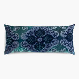 Kevin OBrien Kevin O'Brien Velvet Large Boudoir Pillow Shark