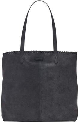 Toms Leather Tote