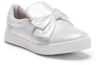 GC Shoes Love Bow Slip-On Sneaker (Little Kid & Big Kid)