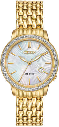 Citizen Women's Eco-Drive Diamond Watch