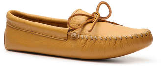 Minnetonka Double Deerskin Softsole Slipper - Men's