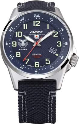 Kentex JSDF STANDARD Solar Air Self-Defense Force model Men's Daal Watch S715M-02