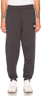 The North Face Black Fine Pant in Asphalt | FWRD