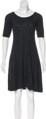 Ganni A-Line Mini Dress