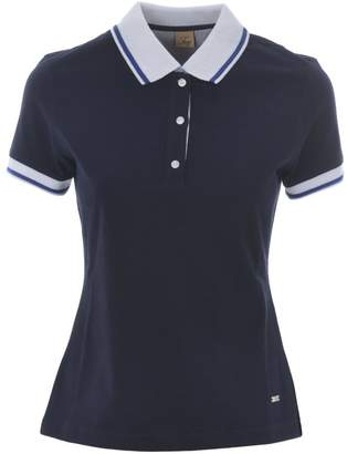 Fay Classic Fitted Polo Shirt