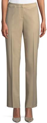 Lafayette 148 New York Barrow Stretch-Wool Pants