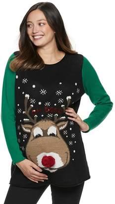 Maternity Ugly Christmas Sweater