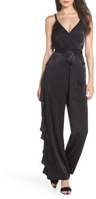 Ali & Jay Name of Love Ruffle Jumpsuit