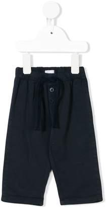 Il Gufo wide-leg track pants