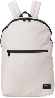 SANDQVIST Grey Classic Backpack