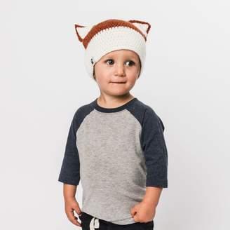 Krochet Kids Fox Hat - Brown