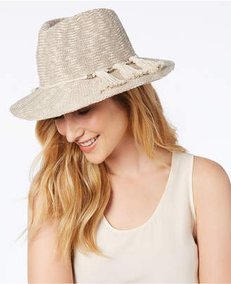 INC International Concepts I.N.C. Striped Packable Hat, Created for Macy's