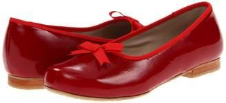 Elephantito Paris Flat Girl's Shoes