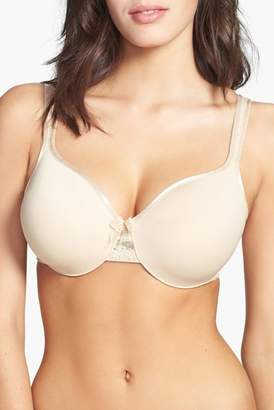 Le Mystere Sleek Seduction Underwire Contour Bra (C-G Cups)