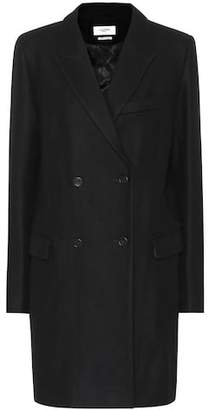 Etoile Isabel Marant Isabel Marant, Étoile Iken wool-blend coat