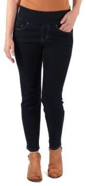 Jag Amelia Ankle Skinny Jeans- Indigo